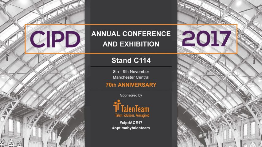 CIPD Conference 2017