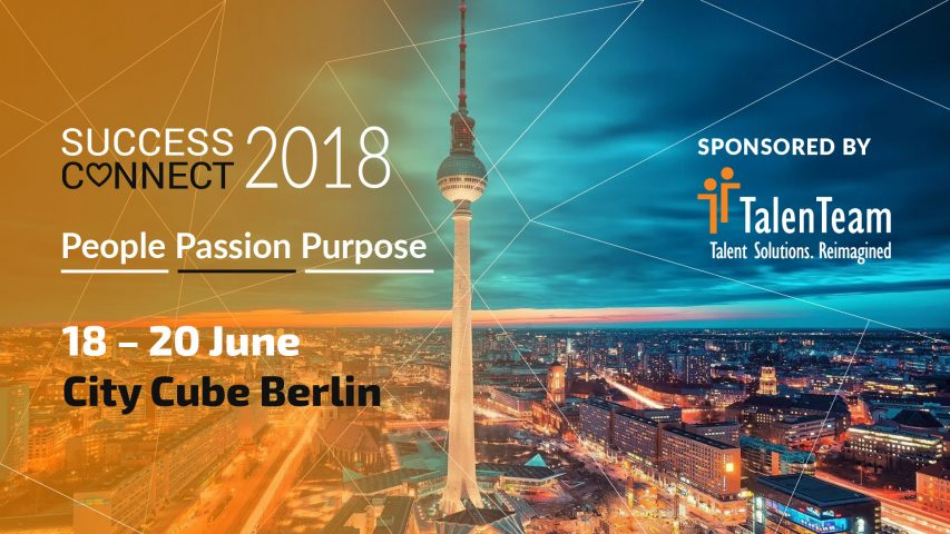 SAP SuccessConnect 2018