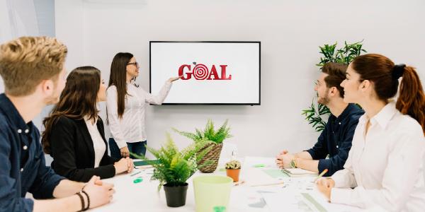 Set goals effectively