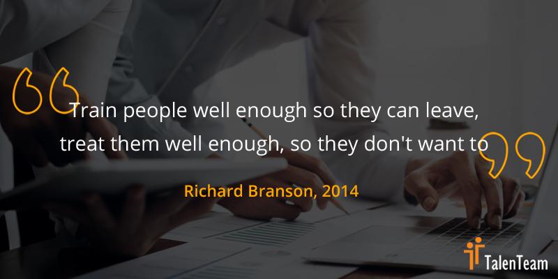 Richard Branson Quote, 2014