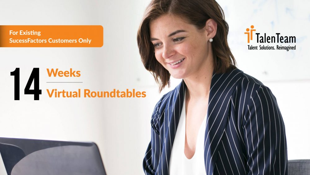 TalenTeam Virtual Roundtable Webinar