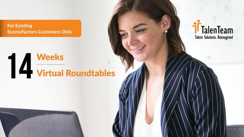 TalenTeam Virtual Roundtable Webinar
