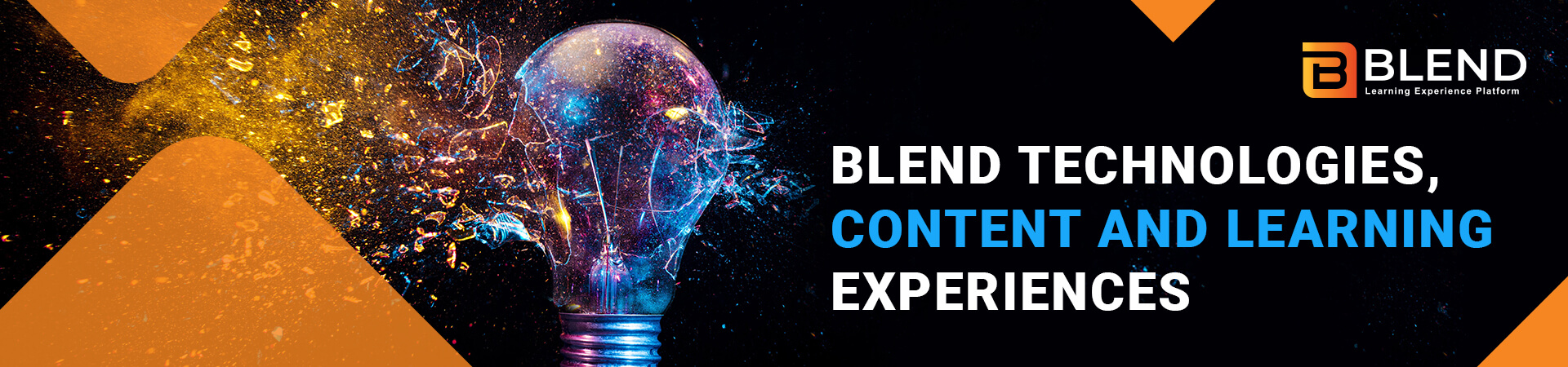 Blend Technologies, Content and Learning Experiences