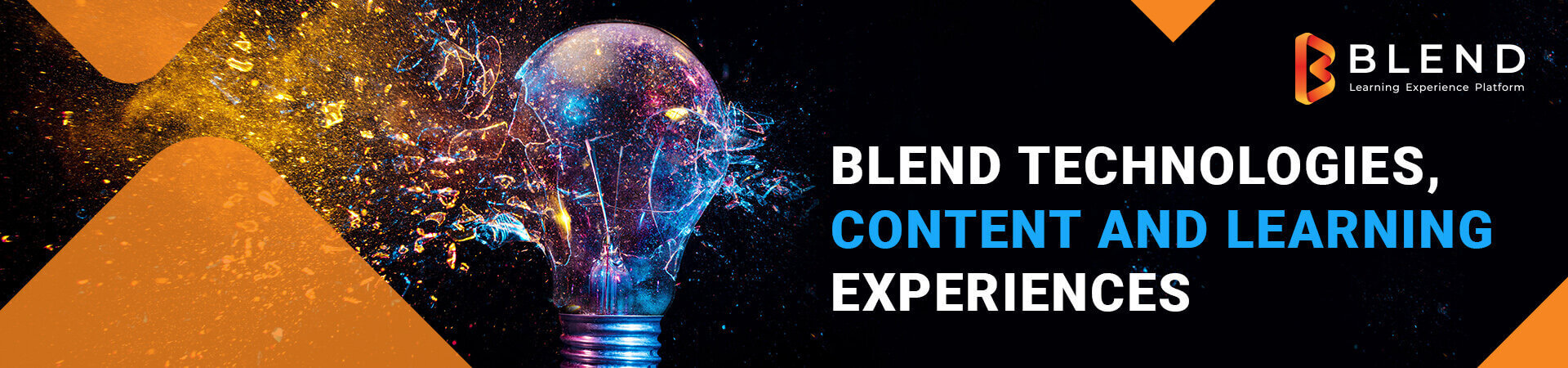 blend learning experiences