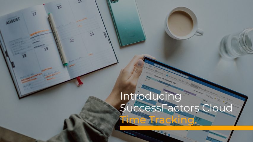 successfactors time tracking